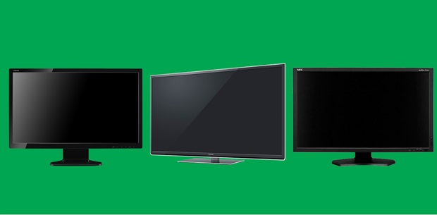 الفرق بين شاشات LCD و  شاشات LED