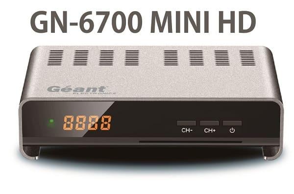 جهاز جيون الجديد GN 6700 PLUS MINI HD