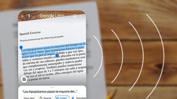 طريقة نسخ النصوص إلى الحاسوب من الورق باستخدام تطبيق Google Lens
