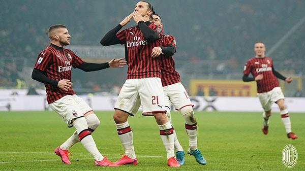 القنوات الناقلة لمباراة ميلان ويوفنتوس اليوم الجولة 31 من الدوري الايطالي