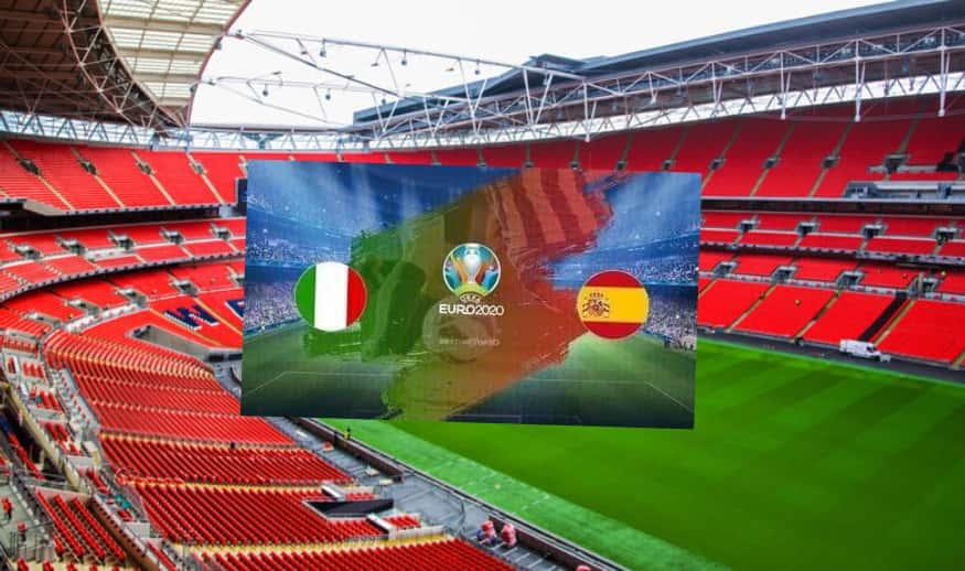 إيطاليا و اسبانيا Italy vs Spain